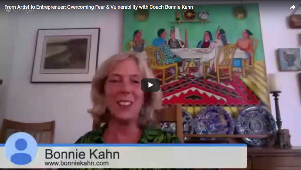 Whole Person Coach Bonnie Kahn Portland Or