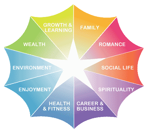 whole person coaching web of life