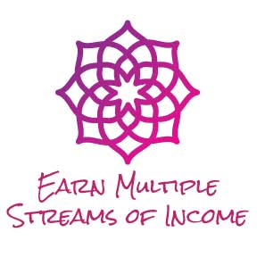 earn multiple streams of income icon