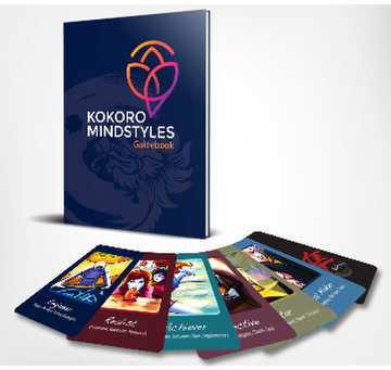 Kokoro MindStyle Cards & Booklet