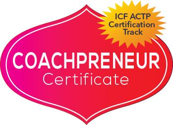 ICF ACTP CoachPreneur Certificate Logo