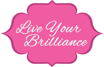 Live Your Brilliance Logo