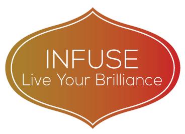 Live Your Brilliance Logo
